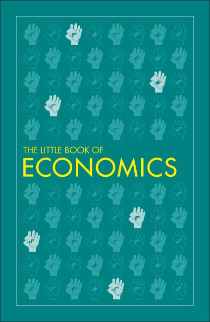 Paperback cover of The Little Book of Economics