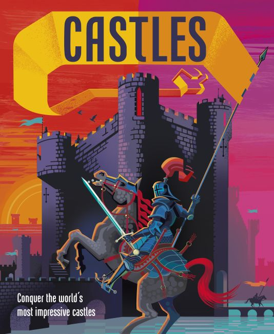 Hardback cover of Castles