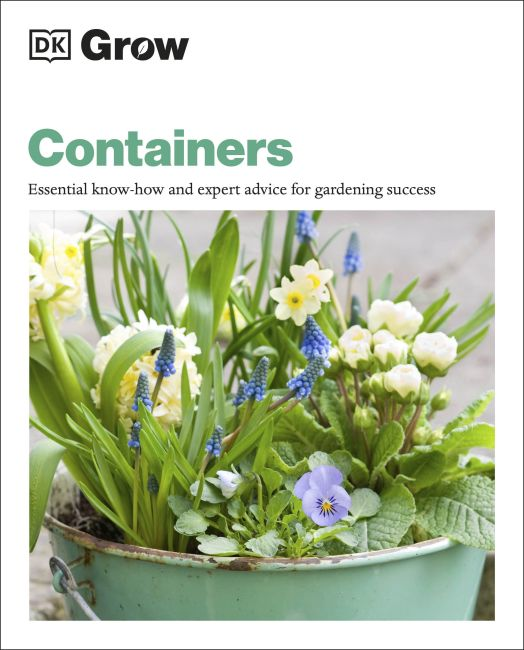 Paperback cover of Grow Containers