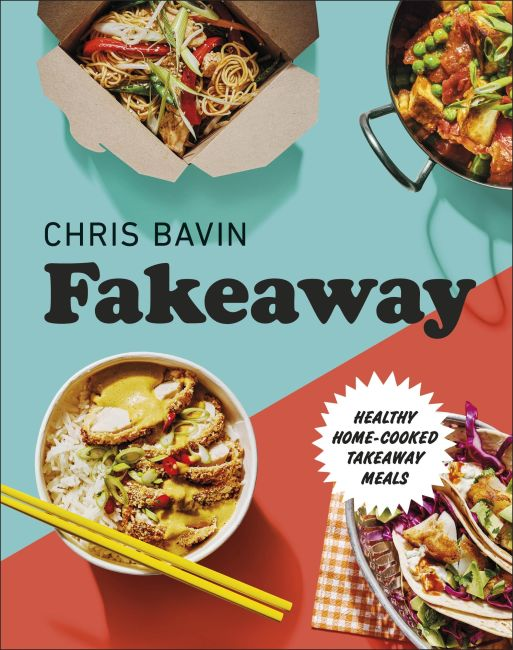 Hardback cover of Fakeaway