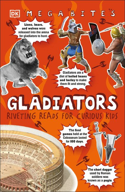 Paperback cover of Gladiators