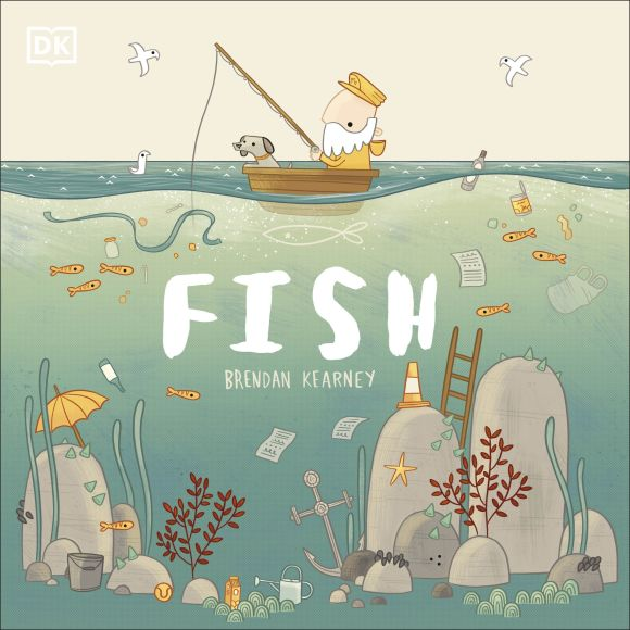 Paperback cover of Fish