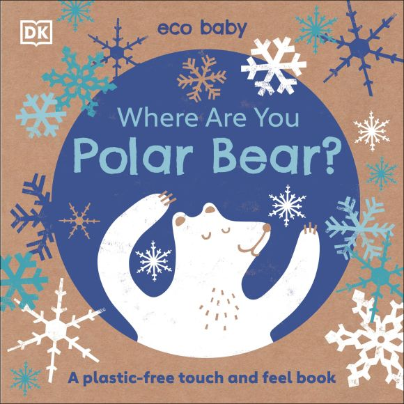 Board book cover of Where Are You Polar Bear?