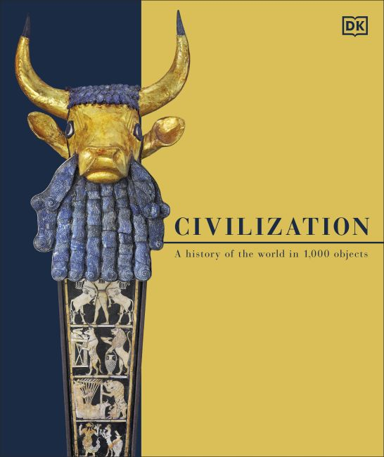 Hardback cover of Civilization