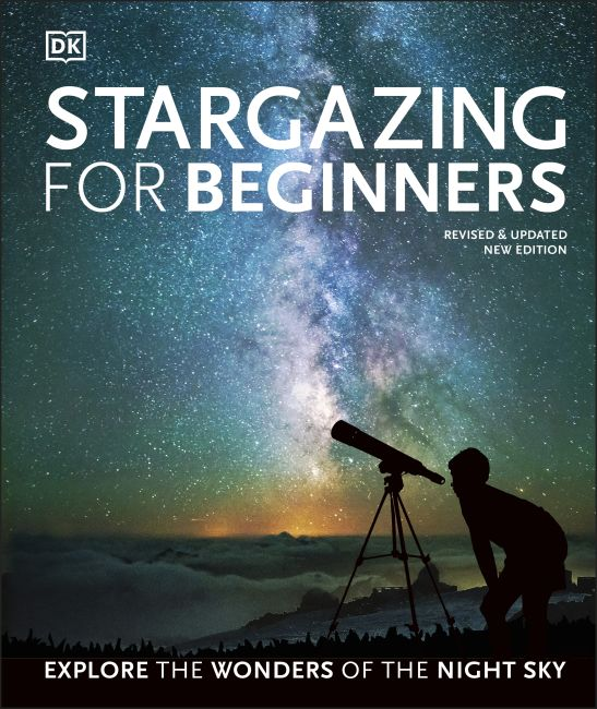 Hardback cover of Stargazing for Beginners