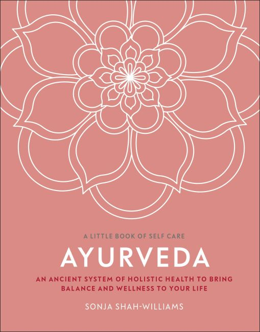 Hardback cover of Ayurveda