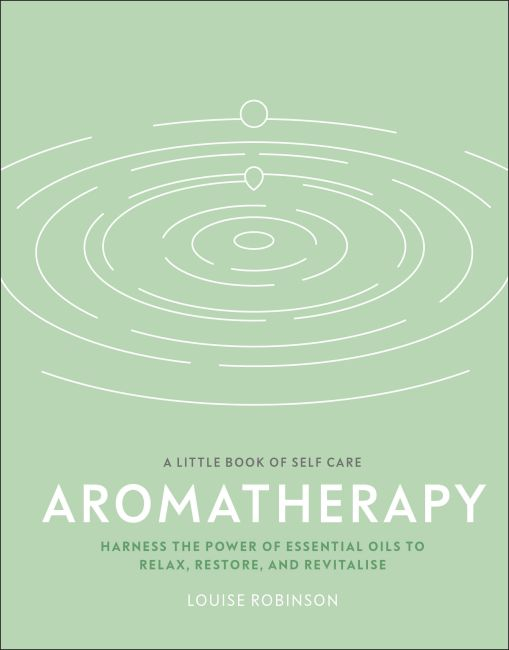 Hardback cover of Aromatherapy