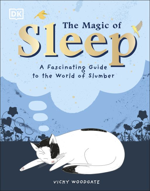 Hardback cover of The Magic of Sleep