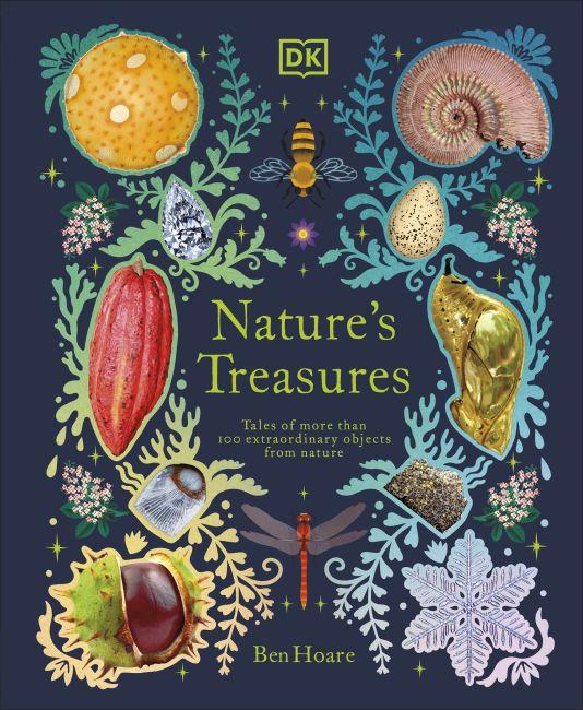 Hardback cover of Nature's Treasures