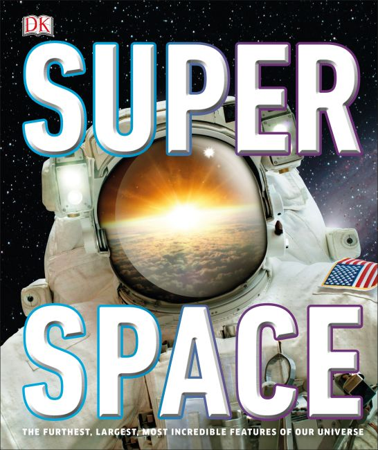 eBook cover of SuperSpace