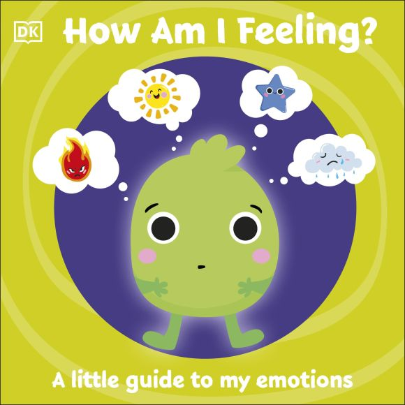 Board book cover of First Emotions: How Am I Feeling?