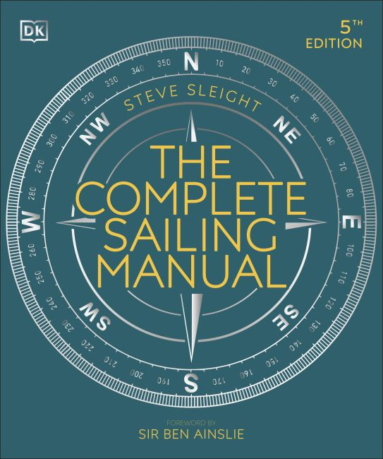 Flexibound cover of The Complete Sailing Manual