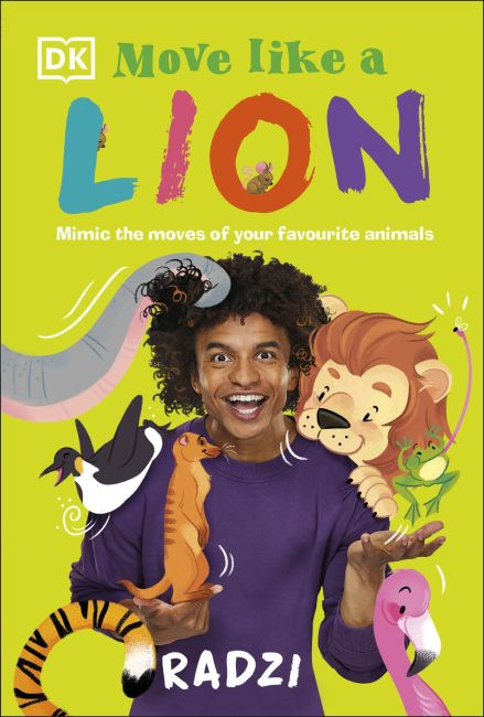 Paperback cover of Move Like A Lion