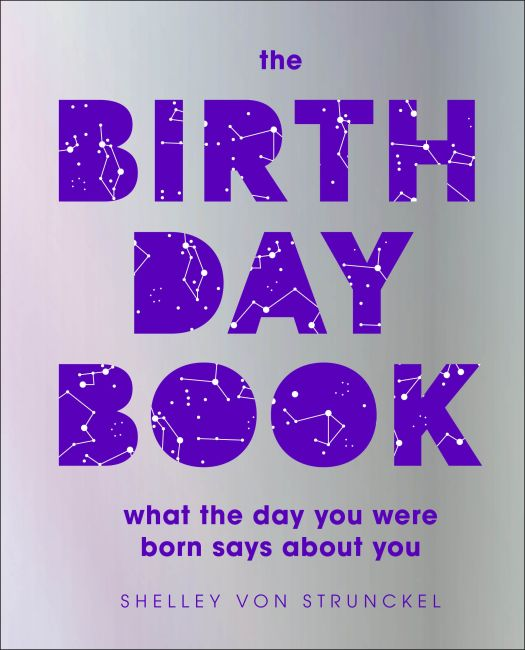 Hardback cover of The Birthday Book