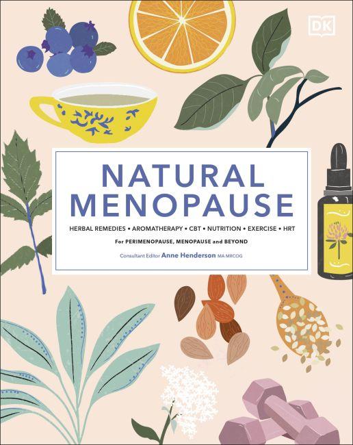 Hardback cover of Natural Menopause