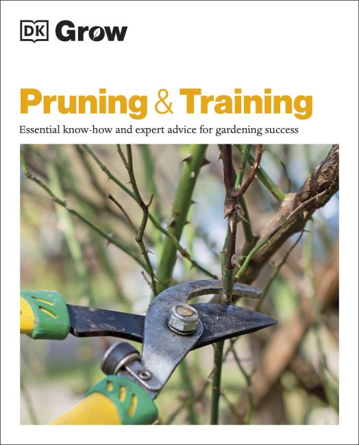Paperback cover of Grow Pruning & Training