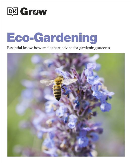 Paperback cover of Grow Eco-gardening