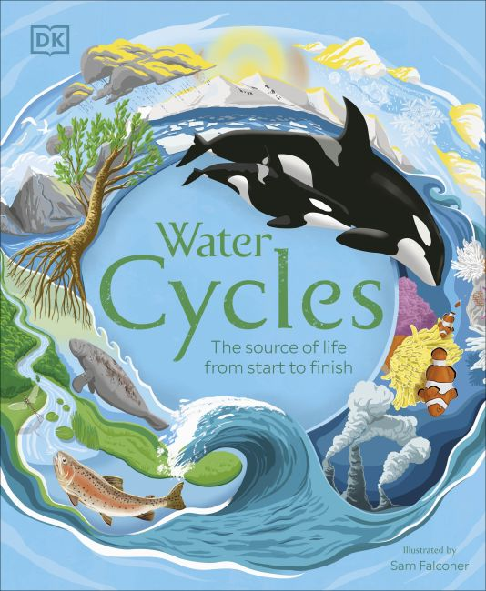 Hardback cover of Water Cycles