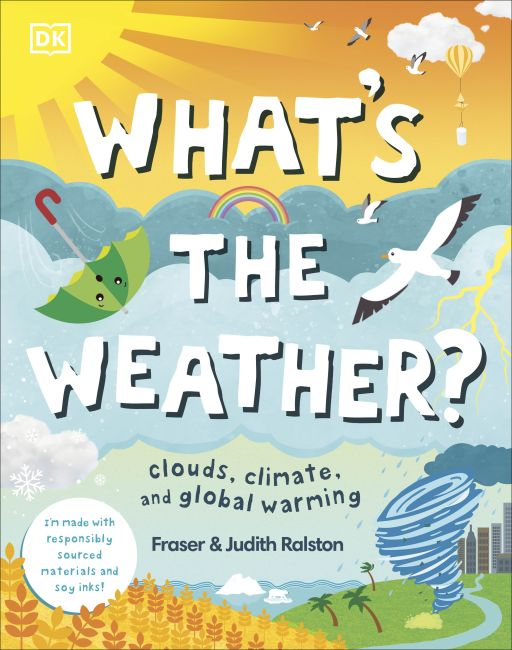 Hardback cover of What's The Weather?