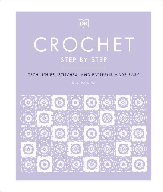 Hardback cover of Crochet Step by Step