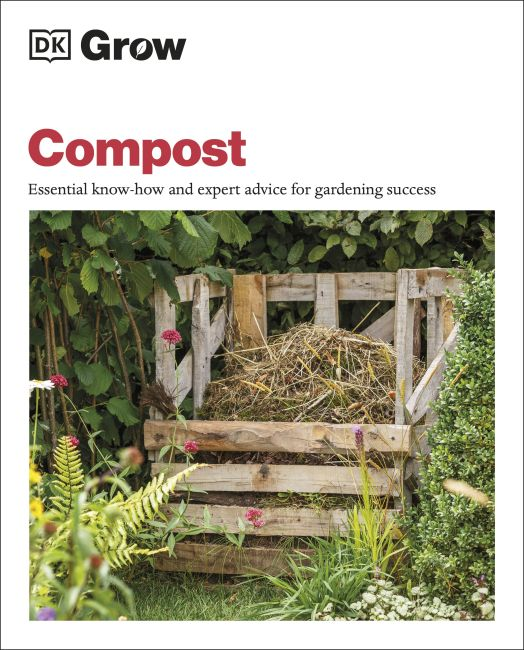Paperback cover of Grow Compost