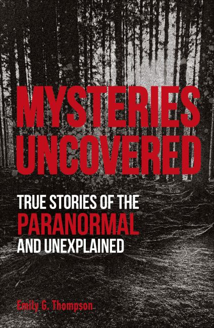 Paperback cover of Mysteries Uncovered