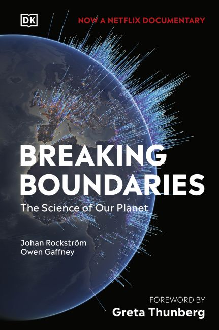 Hardback cover of Breaking Boundaries