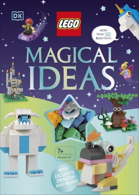 Hardback cover of LEGO Magical Ideas