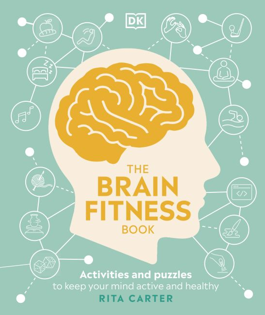 Flexibound cover of The Brain Fitness Book