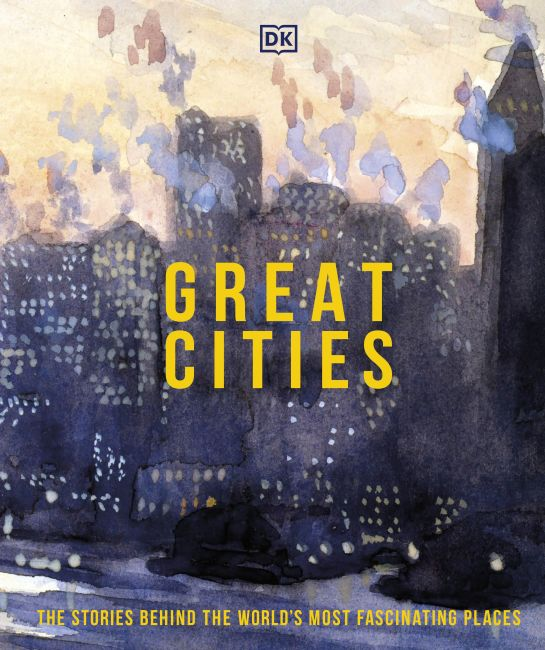 Hardback cover of Great Cities