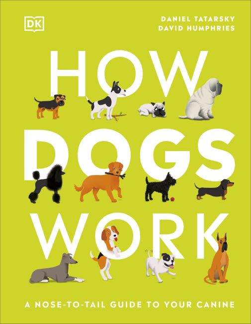 Hardback cover of How Dogs Work