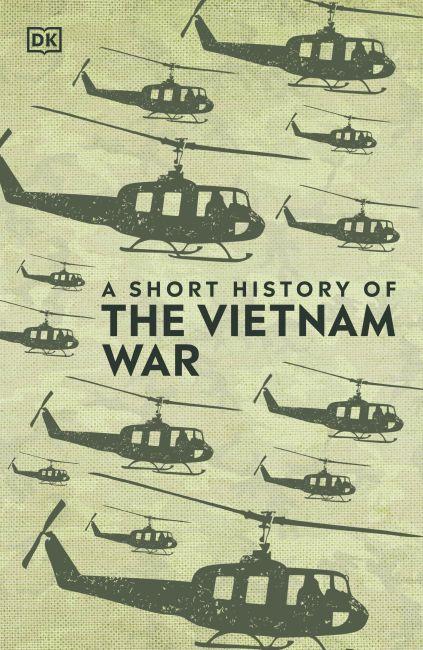 Hardback cover of A Short History of The Vietnam War
