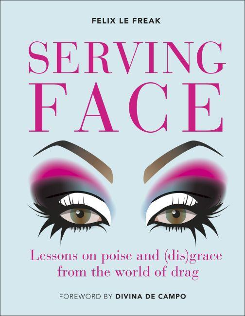 Hardback cover of Serving Face
