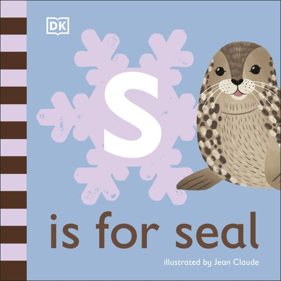Board book cover of S is for Seal