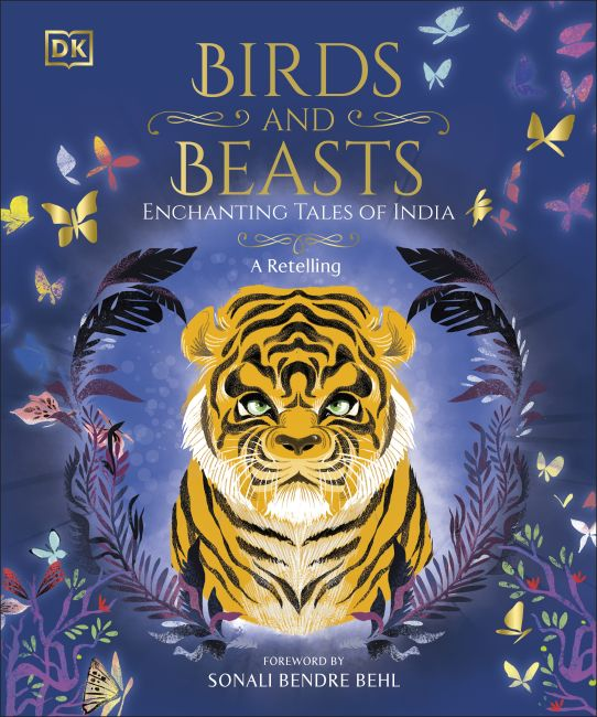 Hardback cover of Birds and Beasts