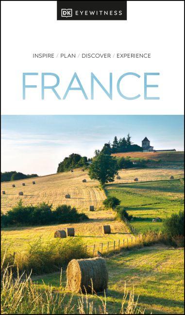 Paperback cover of DK Eyewitness France
