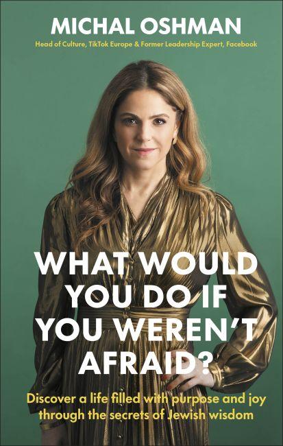 Hardback cover of What Would You Do If You Weren't Afraid?
