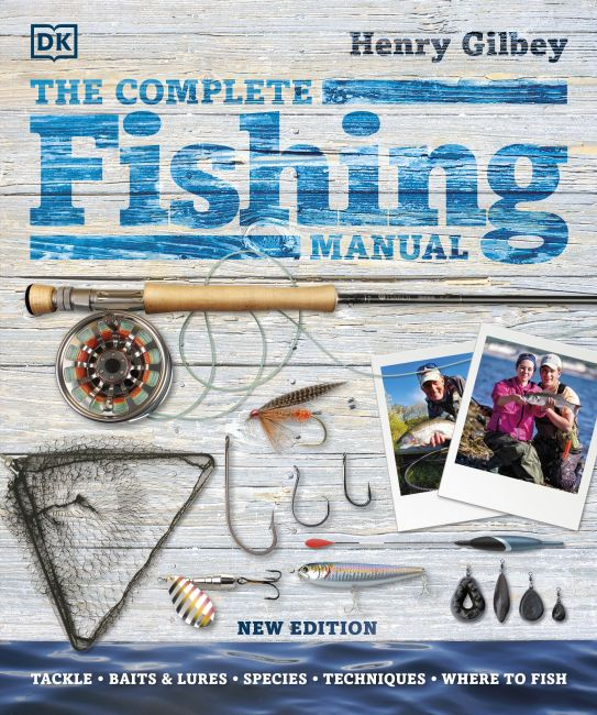 Flexibound cover of The Complete Fishing Manual