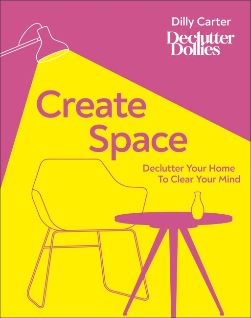 Hardback cover of Create Space