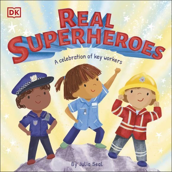 Paperback cover of Real Superheroes
