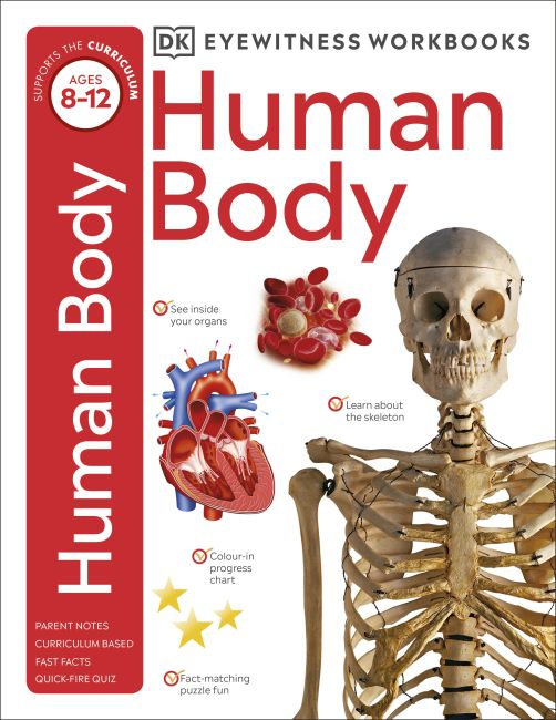 Paperback cover of Human Body