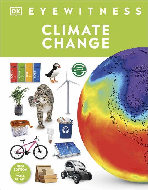 Hardback cover of Climate Change