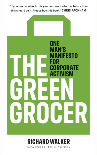 Paperback cover of The Green Grocer