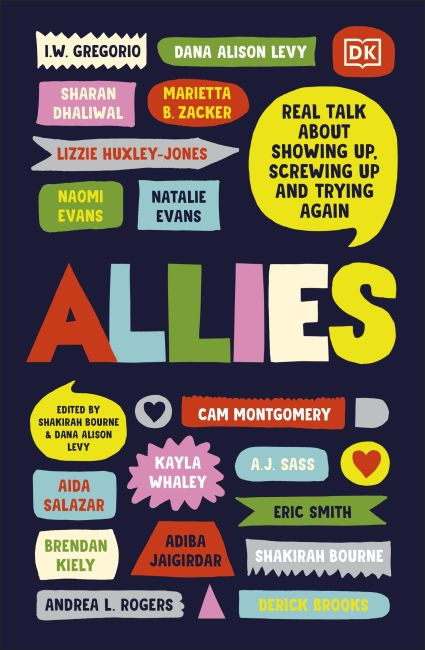 Paperback cover of Allies