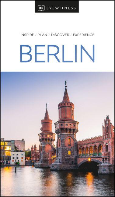 Paperback cover of DK Eyewitness Berlin
