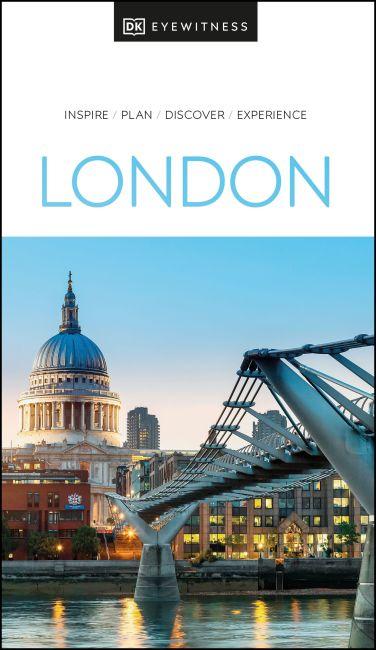 Paperback cover of DK Eyewitness London