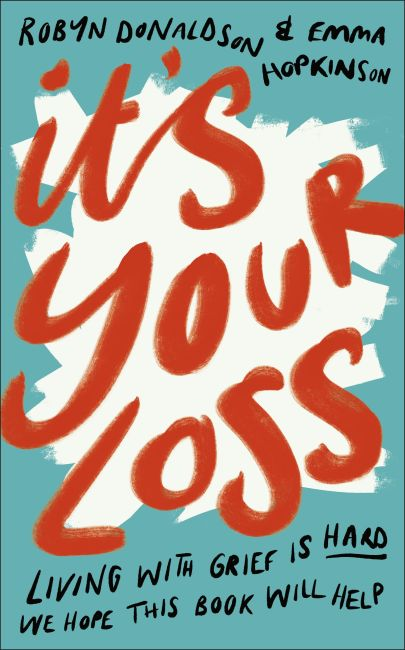 Hardback cover of It's Your Loss