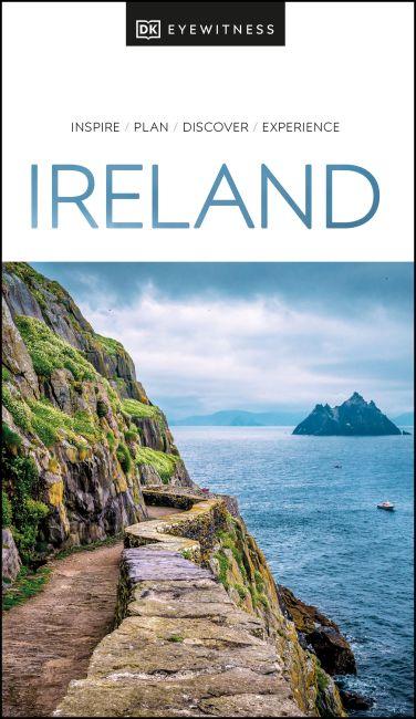 Paperback cover of DK Eyewitness Ireland