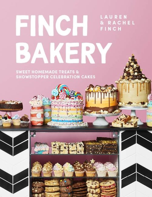 Hardback cover of Finch Bakery