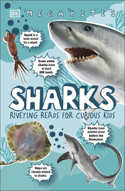 Paperback cover of Sharks